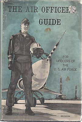 The Air Officer's Guide (USAF) 1963 edition