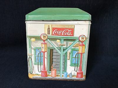 Coca-Cola Advertising Tin Felix's Filling Stop Country Store