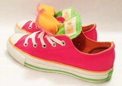 Converse Shoes Girls Size 3 Converse All Star Shoes Chuck Taylor Street Lo Shoes