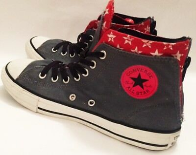 Converse Shoes Girls Size 4 Converse All Star Hi Shoes Chuck Taylor Shoes Canvas