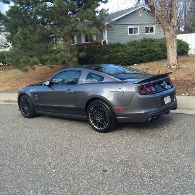 2014 Ford Ford GT SVT 2014 Shelby Mustang GT 500