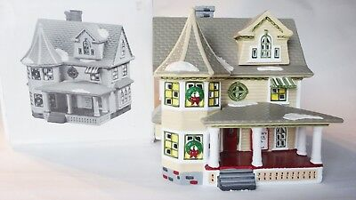 Department 56 The original snow villiage THE DOCTOR'S HOUSE