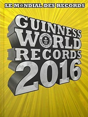 Guiness World  Records 2016 Mondial des Records