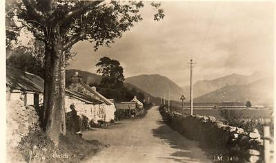 Onich Nr Ballachulish unused RP old pc