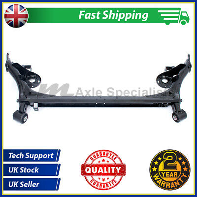 New Seat Leon MK1 98-05 (1M) Rear Axle Beam With bushes - Ready to be installed