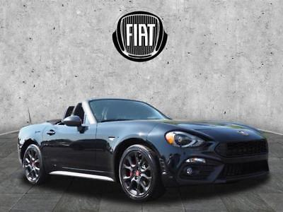 2018 Fiat 124 Spider Abarth 2dr Convertible