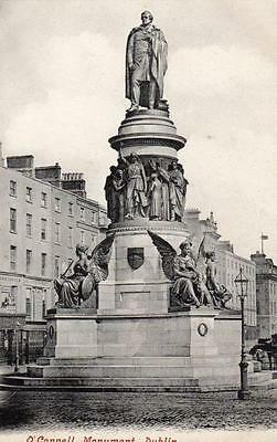 O'Connell Monument Dublin unused pc Lawrence