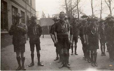 Scout Scouting Group RP old pc  Leicester ?