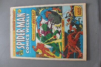 Marvel Comics Spiderman # 15 1973 Bronze Age Uk