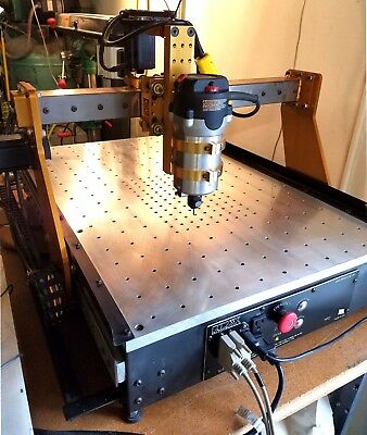CNC Router 20x30 with software