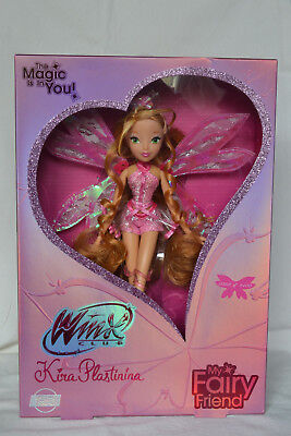 Special Limited Edition Winx Club Flora Doll by Kira Plastinina #0362 of 4100