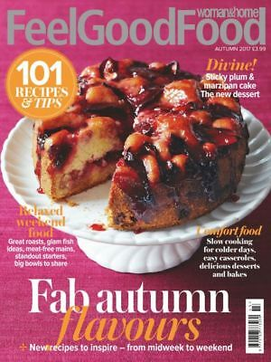 Woman & Home Feel Good Food Magazine Autumn 2017 Current Issue