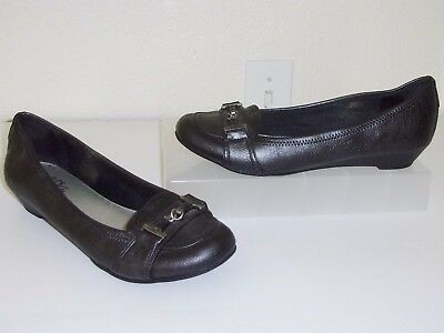 f3d3dbee66 LifeStride Life Stride Gunmetal Steel Gray Loafers Size 8.5 1 2 Shoes Flats