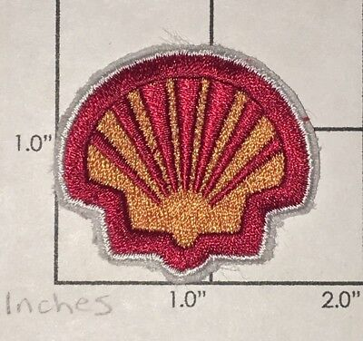 Shell Oil & Gas Patch - Vintage