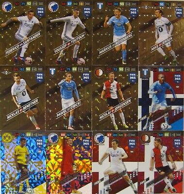 FIFA 365 2018 Panini Adrenalyn Limited, XXL, Scandinavian Star Nordic Edition