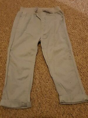 boys grey trousers (18-24 months)