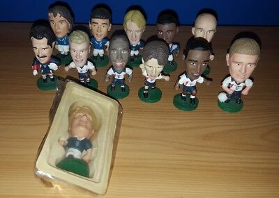12 Corinthian Football Figures 1998 - England + Various Job Lot