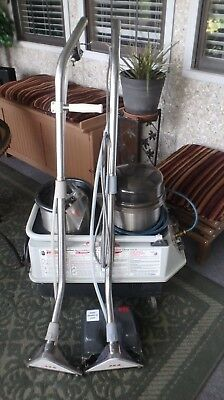 Thermax 3Gal Carpet Extractor, Base Unit  with  Accessories