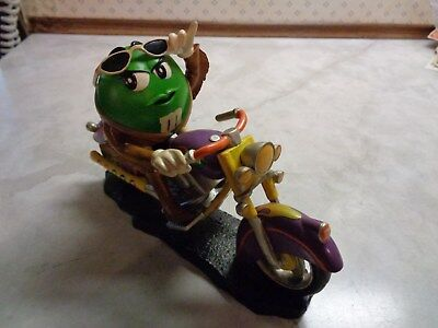 """Hamilton Collect M&m M&m's One Sweet Ride Collection """"fast &fabulous"""" Motorcycle"""