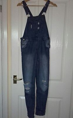 Girls Dungarees Age 11