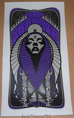 Black Sabbath Adam Pobiak Montreal Poster Signed Numbered The End Print AP