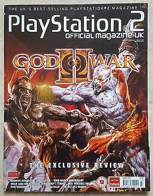 Official Playstation 2 Magazine #83 - March 2007 - OPSM2