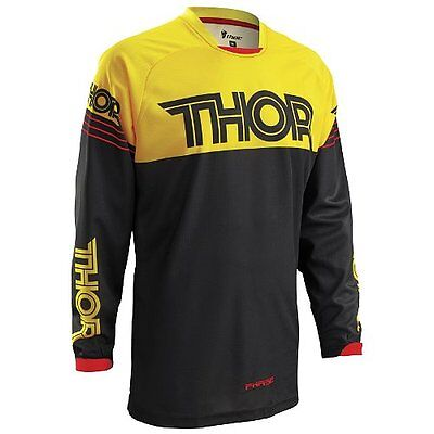 Thor  Phase Hyperion YOUTH Jersey- Yellow