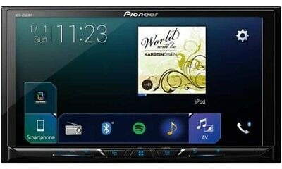 Pioneer MVH-Z5050BT Bluetooth Multimedia Car Stereo with GEN PIONEER WARR