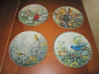 Lenox Nature's Collage Plate Collection, Set of 4 perfect plates.
