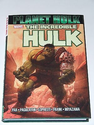 Incredible Hulk - Planet Hulk HC (2007 Marvel)