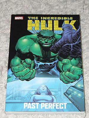 Incredible Hulk - Past Perfect TPB (2012 Marvel)