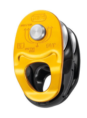 PETZL JAG - High-efficiency double pulley