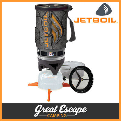 JETBOIL FLASH JAVA - Jet Boil Coffee Press Compact Hiking Gas Stove Cooking Kit
