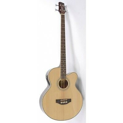 Westfield PJB380 Acoustic Bass Jumbo Bass +  HARD CASE  NEW LOCAL PICKUP ONLY