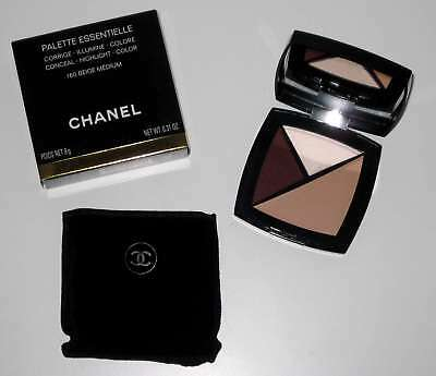 "Chanel : New !!! ""palette Essentielle"" Corrige, Illumine, Colore. N° 160"