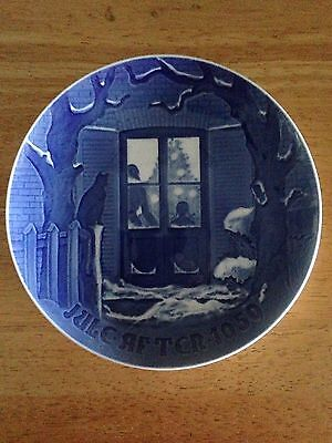1959 Bing & Grondalh Christmas Collectible Plate