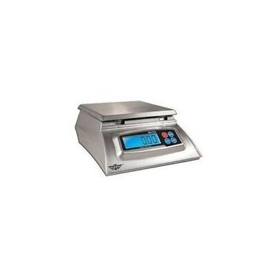 FBAS-HBINFBASCKD7000SIL-My Weigh 7000-Gram Kitchen Food Scale,Silver