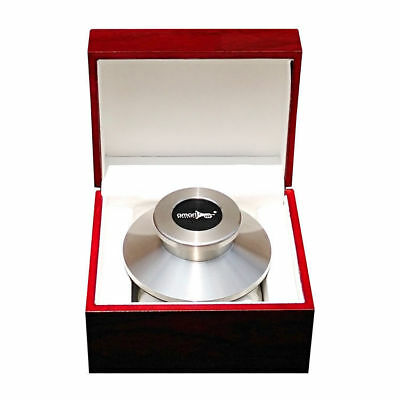 NEW Acoustics LP Vinyl Turntables Metal Clamp Disc Stabilizer Record Weight