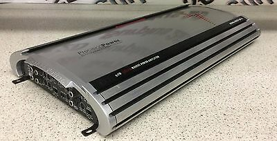 PrecisionPower S580.5 5Ch 580W Mosfet Power Amplifier Sedona Series