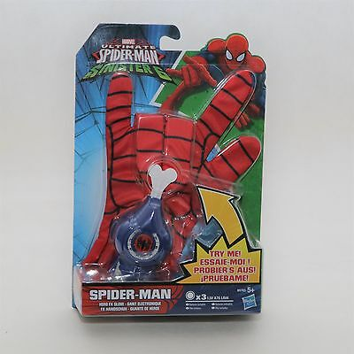 Hasbro B5765 Marvel Ultimate Spider-Man Spiderman Hero FX Handschuh mit Sound