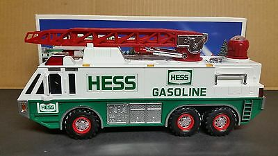 1996  Hess Emergency Truck                                 New in the Box !