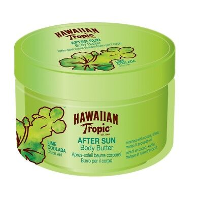 Hawaiian Tropic After Sun Body Butter Lime Coolada, 200 ml