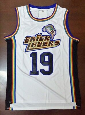 Aaliyah #19 Bricklayers 1996 MTV Rock N Jock Basketball Stitched Jersey