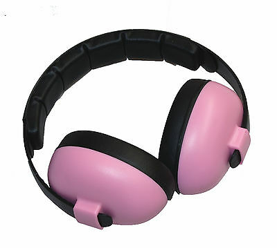 Baby Banz earBanZ Infant Hearing Protection Pink