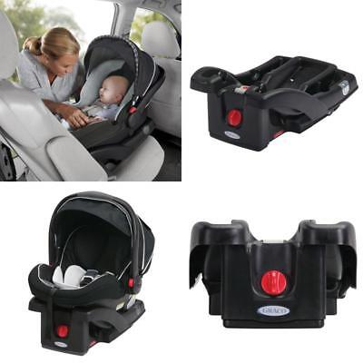 Graco SnugRide Click Connect 30/35 Infant Baby Car Safe Secure Seat Only Base US