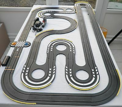Micro Scalextric Large Track Set lot 3