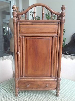 French Antique Miniature Armoire