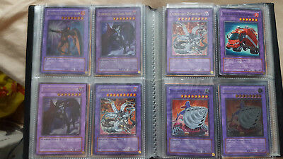 YuGiOh COMPLETE 1st Ed Power of the Duelist POTD Master set, ALL Ultimate rares