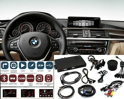 ADAPTIV BMW F30 3 series display 6.5 web surfing BT iPhone USB AUX with LVDS HSD