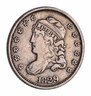 1829 Capped Bust Half Dime - Circulated *1661